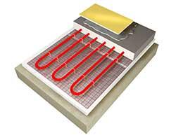مزایای سیستم گرمایش از کف